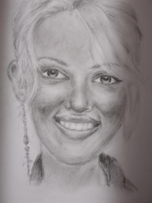 Scarlett Johansson by svenni